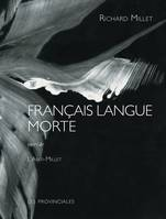 Français langue morte