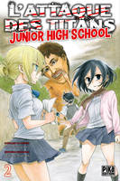 L'Attaque des Titans - Junior High School T02