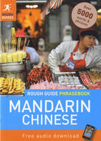ROUGH GUIDE MANDARIN CHINESE PHRASEBOOK