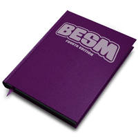 BESM Role-Playing Game - Fourth Edition - Deluxe Limited Edition