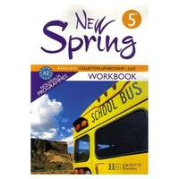 New Spring anglais 5e LV1 - Workbook - Edition 2007, Exercices