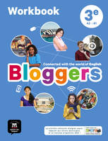 Bloggers, 3e, A2-B1 / workbook
