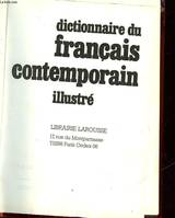 Dictionnaire du français contemporain illustré
