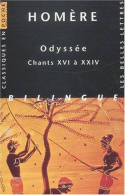 Odyssée. Chants XVI à XXIV, Chants XVI à XXIV