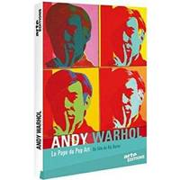 DVD - Andy Warhol. Le pape du Pop Art