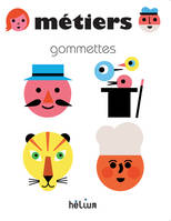 METIERS - GOMMETTES