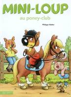 22, Mini-Loup au poney-club
