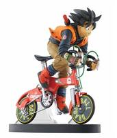 DRAGON BALL - DESKTOP REAL MCCOY GOKU ON BIKE