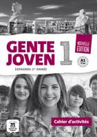 GENTE JOVEN 1 NED - CAHIER D'EXERCICES