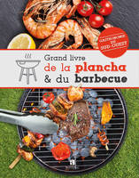 GRAND LIVRE DE LA PLANCHA & DU BARBECUE