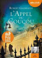 L'Appel du coucou, Livre audio 2 CD MP3 - 666 Mo + 599 Mo
