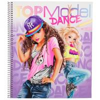 top model album dance