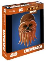 Collecti books, 3, Collecti'books Chewbacca