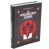 D&D - The Worldbuilder's Journal of Legendary Adventures (Create Mythical Characters, Storied Worlds, and Unique Campaigns)