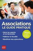Associations, le guide pratique, Le guide pratique