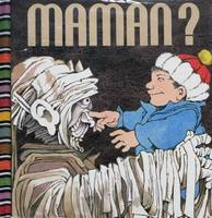 MAMAN/ LIVRE POP UP
