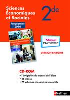 CD-ROM SES 2E 2010 MN TNA