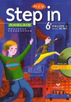 New Step In Anglais 6e - Livre de l'élève + CD audio, éd. 2006