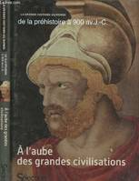 A L'AUBE DES GRANDES CIVILISATIONS (COLLECTION
