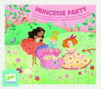 JEU ANIVERSAIRE PRINCESSE PARTY