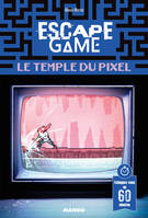 Escape game : Le Temple du Pixel, Le temple du pixel