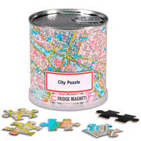 DISPLAY CITY PUZZLE NEW YORK 100 PIECES MAGNETIQUE