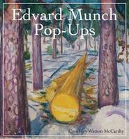 EDVARD MUNCH POP-UPS /ANGLAIS