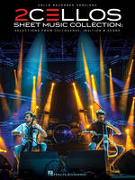 2 Cellos - Sheet Music Collection, Selections from Celloverse, In2ition and Score for Two Cellos
