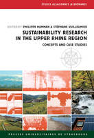Sustainability Research in the Upper Rhine Region, Concepts and Case Studies