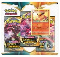 Pokemon EB03 Pack 3 Boosters