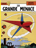 Lefranc (Tome 1) - La Grande Menace, Volume 1, La grande menace