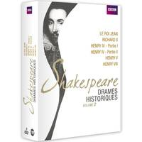 SHAKESPEARE - DRAMES HISTORIQUES VOL 2 - 6 DVD
