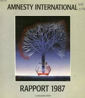 AMNESTY INTERNATIONAL, RAPPORT 1987
