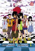 1, Summer Wars - King Kazma VS Queen Oz T01, King Kazima vs Queen Oz