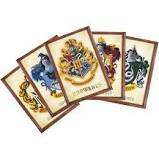 cartes postales - set 1 (14.8cmx10.5cm) - harry potter