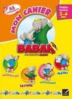 Babar - Mon cahier Petite Section