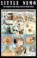 Little Nemo - The Complete Comic Strips (1912) by Winsor McCay (Platinum Age Vintage Comics)