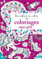 Coloriages super girls