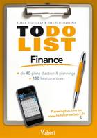Finance / + de 40 plans d'action + 150 best practices