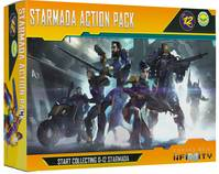 Sectorial action pack - Starmada