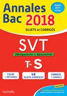 Annales Bac 2018 SVT Term S