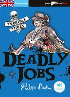 Deadly jobs - Livre + mp3