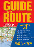 GUIDE DE LA ROUTE 2008 FRANCE BELGIQUE, SUISSE, LU