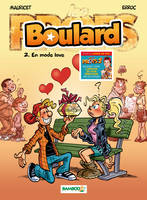 BOULARD T02 PACK AFFICHE KEV ADAMS