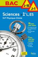 Sciences, SVT, physique chimie 1re L, ES / nouveau programme