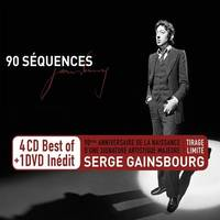 CD / 90 Séquences / Serge Gainsbourg