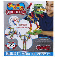 ZOOB KIT DE 55 PIECES