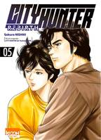 CITY HUNTER REBIRTH T05 - VOL05
