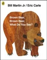 Brown Bear, Brown Bear, What Do You See? 40Th Anniversary, Livre