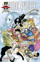 One Piece T82, Un monde en pleine agitation